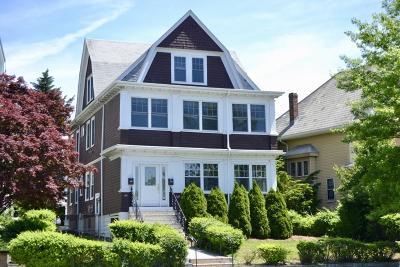 Medford Multi Family Home For Sale: 629- 631 Fellsway