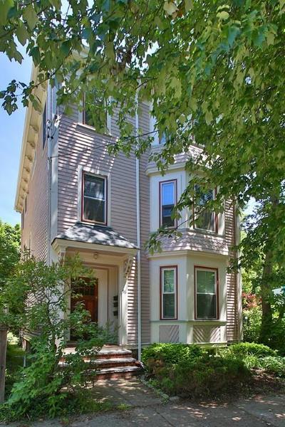 Brookline Condo/Townhouse Under Agreement: 96 Chestnut #2