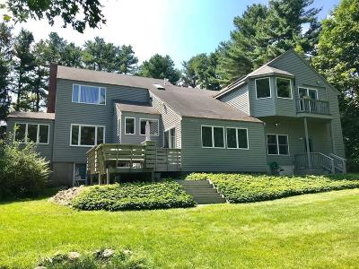 Sherborn Single Family Home For Sale: 223 South Main Street