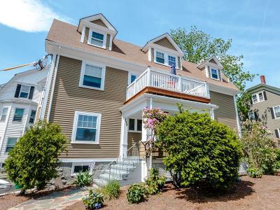 Medford Condo/Townhouse Under Agreement: 399 High Street #2