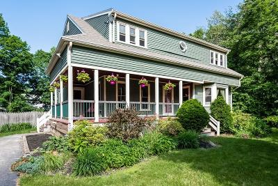 Weymouth Single Family Home Contingent: 12 Farragut Ave