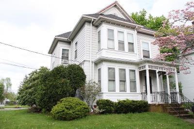 Middleboro Multi Family Home For Sale: 57 Everett Street