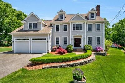 Woburn Single Family Home Under Agreement: 35 Stevin Drive