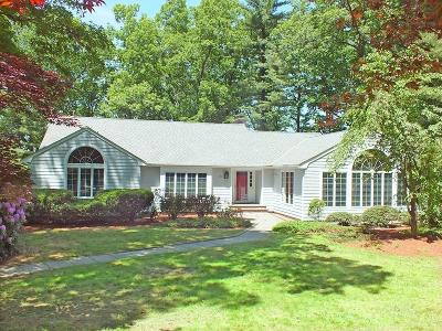 chelmsford Single Family Home For Sale: 15 Overlook Dr