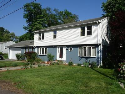 Burlington Single Family Home Under Agreement: 3 Thomas St