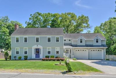 Wenham, Hamilton Single Family Home For Sale: 4 Porter Street