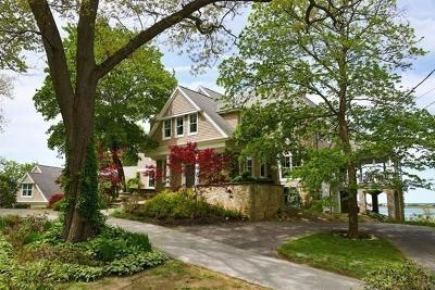 Cohasset MA Single Family Home For Sale: $5,100,000