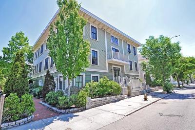 Condo/Townhouse Under Agreement: 190 Prospect Street #7