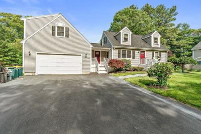 Abington Single Family Home Under Agreement: 45 Robbins Ave