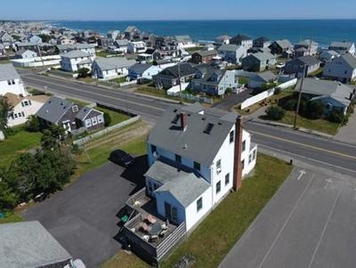Marshfield Single Family Home For Sale: 615 Ocean Street