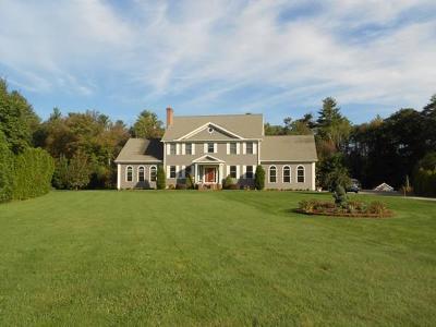 Hanson Single Family Home For Sale: 141 Pennsylvania Ave