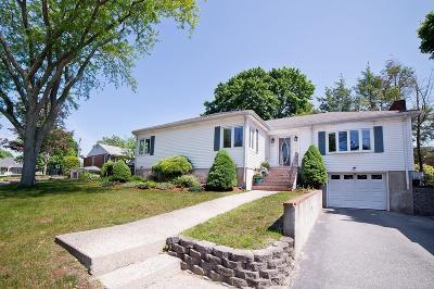 Stoneham Single Family Home Contingent: 27 Girard Rd
