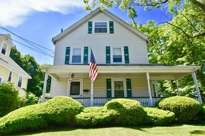 Newton Single Family Home For Sale: 286 Webster St