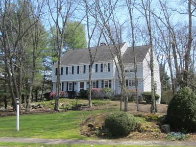 Wellesley Single Family Home For Sale: 90 Monadnock Rd