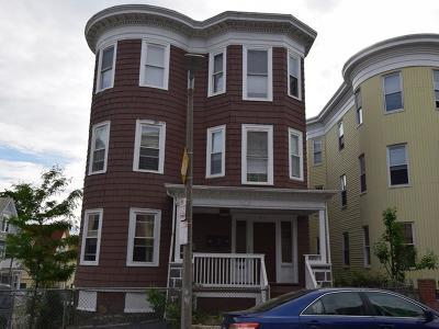 MA-Suffolk County Multi Family Home For Sale: 205 Hamilton St