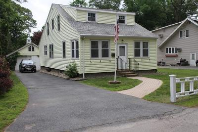 Natick Single Family Home For Sale: 22 Birch Rd