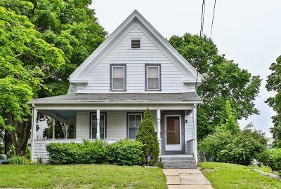 Brockton Single Family Home Under Agreement: 44 Snell St