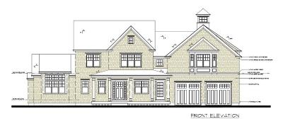 Norwell Single Family Home Under Agreement: Lot 6 B George Road