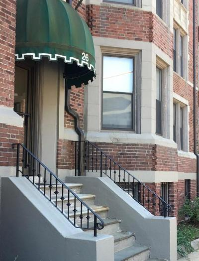 Condo/Townhouse Under Agreement: 26 Commonwealth Ter #16