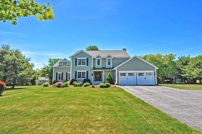 Rehoboth Single Family Home Under Agreement: 17 Victoria Ln