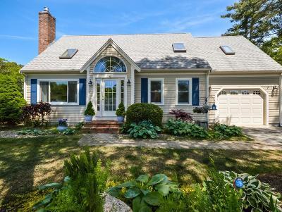 Mashpee Single Family Home For Sale: 30 Tobisset Street