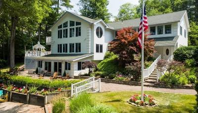 Ware Single Family Home For Sale: 76 Shoreline Drive