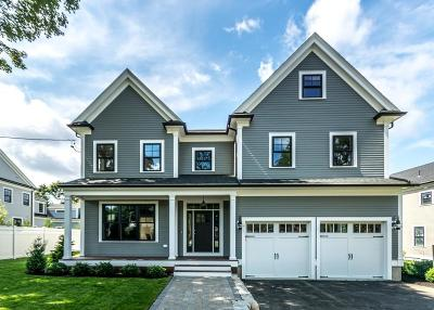 Waltham Single Family Home Under Agreement: 648 Beaver Street