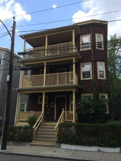 Somerville Multi Family Home For Sale: 70 Line Street