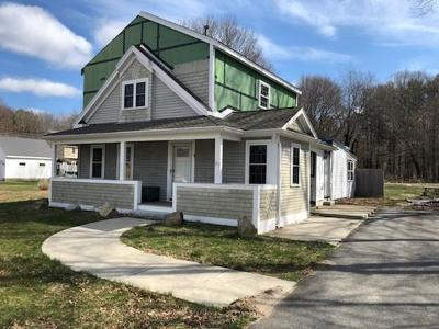 Hanson Single Family Home Under Agreement: 27 Pleasant St
