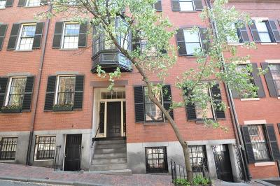 Boston MA Condo/Townhouse Under Agreement: $2,825,000