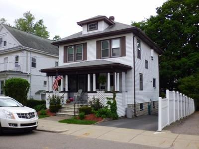 Boston Single Family Home Under Agreement: 76 Turner St
