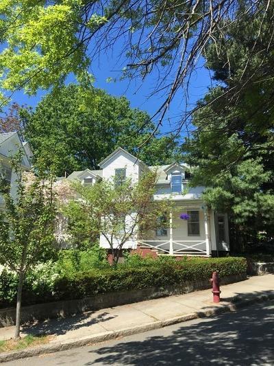 Somerville Single Family Home For Sale: 20 Spring Street