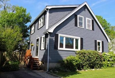 Marshfield Single Family Home For Sale: 11 Leland Rd