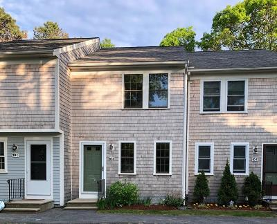 Mashpee Condo/Townhouse Back On Market: 300 Falmouth #10d