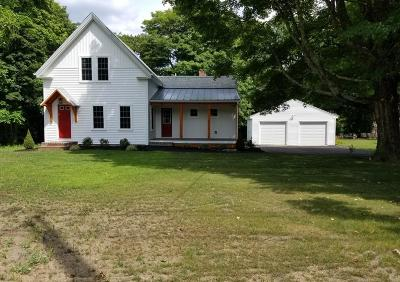Middleboro Single Family Home Price Changed: 70 Miller Street