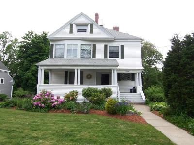 Braintree Single Family Home Price Changed: 17 Vine Street