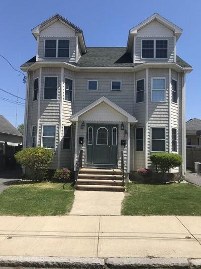 Revere Condo/Townhouse Under Agreement: 30 Ford St #A