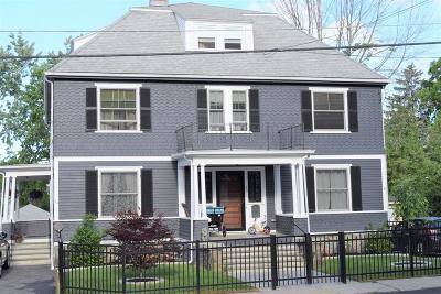 Medford Rental Under Agreement: 46 Brooks Street #46