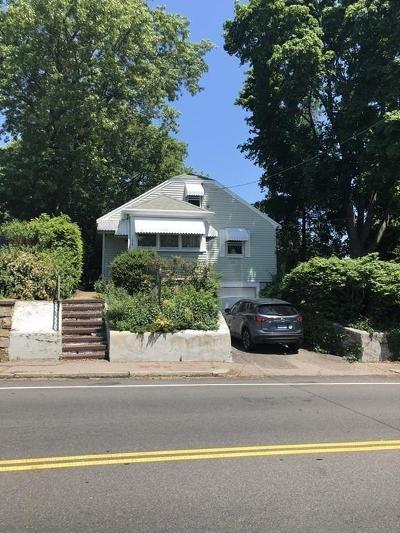 Weymouth Single Family Home For Sale: 178 Evans St
