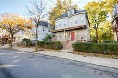MA-Suffolk County Single Family Home For Sale: 35-35r Holborn St