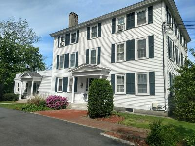 Andover Condo/Townhouse Price Changed: 111 Main St #4
