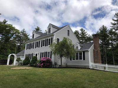 Middleboro Single Family Home For Sale: 18 Jenny Way