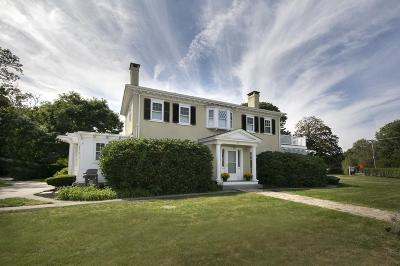 Cohasset MA Single Family Home For Sale: $747,000