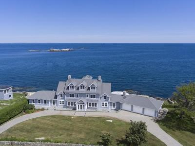 Cohasset MA Single Family Home For Sale: $3,875,000