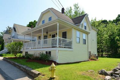 Braintree Single Family Home Under Agreement: 14 Dearing