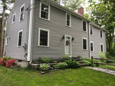 Middleboro Single Family Home For Sale: 49 Plympton St