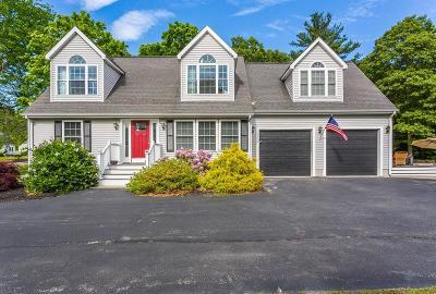 Avon Single Family Home Under Agreement: 215 E Spring St