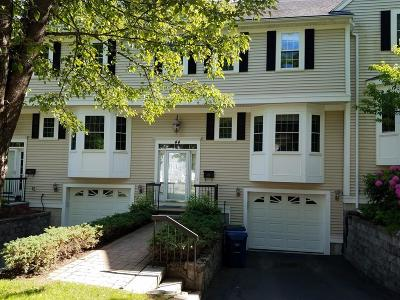 Canton Condo/Townhouse Under Agreement: 44 Curtis Rd #44