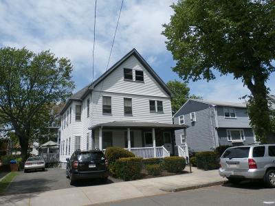 Malden Multi Family Home Under Agreement: 47-49 Oliver Street