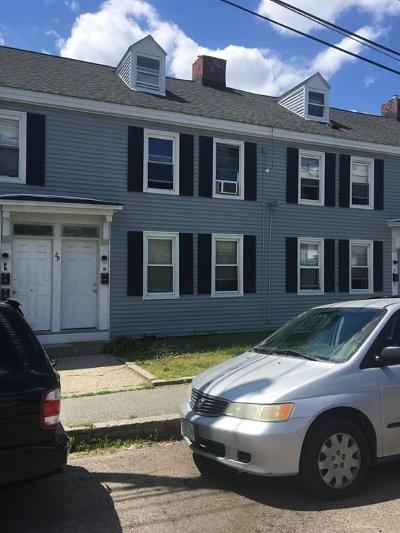 Lowell Multi Family Home For Sale: 29, 38, 48 Prince Avenue